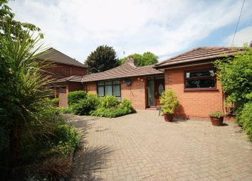 Thumbnail 4 bed bungalow for sale in Stockport Road, Denton, Manchester