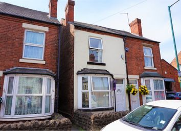 Thumbnail 3 bed semi-detached house for sale in Albert Avenue, Nottingham