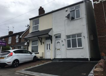 Thumbnail 2 bed semi-detached house to rent in Bath Street, Sedgley, Dudley