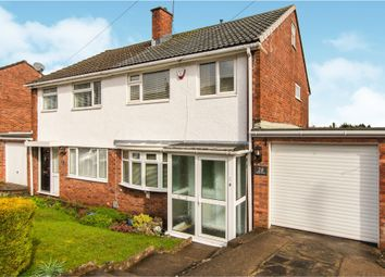Thumbnail 3 bedroom semi-detached house for sale in Catkin Drive, Penarth
