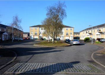 Thumbnail 2 bed maisonette for sale in Eddystone Close, Cardiff