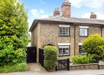 Thumbnail 2 bed terraced house for sale in Holloway Hill, Godalming, Surrey
