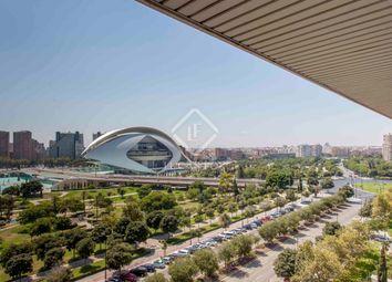 Thumbnail 5 bed apartment for sale in Spain, Valencia, Valencia City, Ciudad De Las Ciencias, Val12578