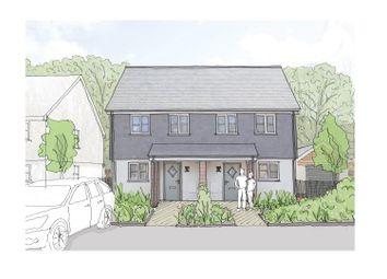 Thumbnail 2 bed semi-detached house for sale in Scotts Quarry, Bampton, Tiverton