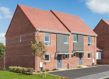 "Thumbnail 3 bed terraced house for sale in ""The Landbeach"" at Tithe Barn Lane, Exeter"
