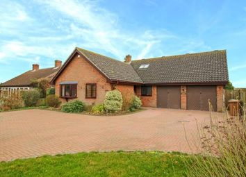 Thumbnail 5 bed bungalow for sale in Mendlesham, Stowmarket, Suffolk