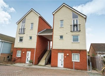 Thumbnail 2 bed maisonette for sale in Onyx Drive, Sittingbourne