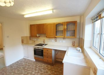 Thumbnail 2 bed terraced house to rent in Constables Leys, Kimbolton, Huntingdon
