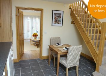 Thumbnail 2 bed terraced house to rent in Constable Court, Carlisle