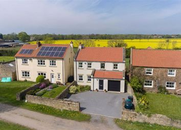 Thumbnail 4 bed detached house for sale in The Green, Cleasby, Darlington, North Yorkshire