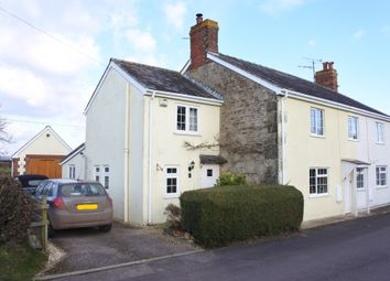 Thumbnail 3 bed detached house for sale in Colesbrook, Gillingham