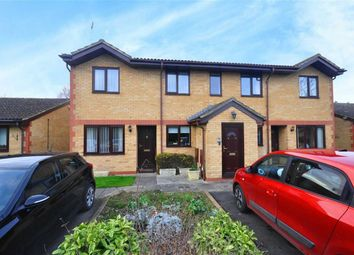 Thumbnail 2 bed flat for sale in Marleyfield Close, Churchdown, Gloucester