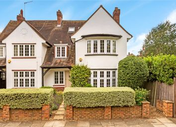 5 bed semi-detached house for sale in York Avenue, London SW14