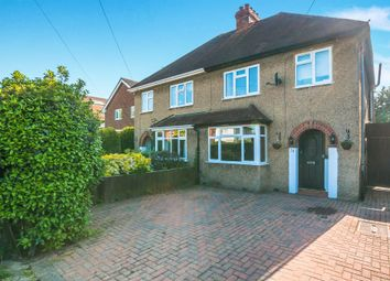 Thumbnail 3 bed semi-detached house for sale in Chiltern Road, Burnham, Slough