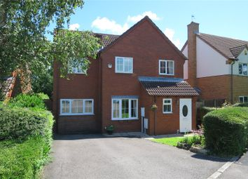 Thumbnail 4 bed detached house to rent in Oaktree Crescent, Bradley Stoke, Bristol