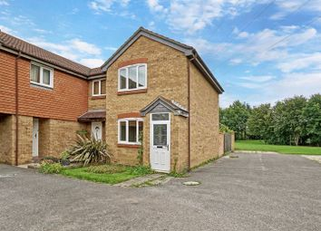 Thumbnail 2 bedroom end terrace house for sale in Knaresborough Court, Eynesbury, St. Neots