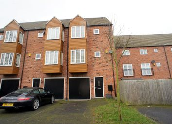 Thumbnail 3 bed town house to rent in Lavinia Court, Chellaston, Derby