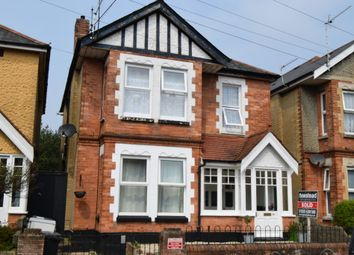 Thumbnail 2 bed flat for sale in Frederica Road, Winton, Bournemouth