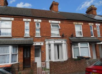Thumbnail 2 bed terraced house for sale in College Road, Bedford, Bedfordshire