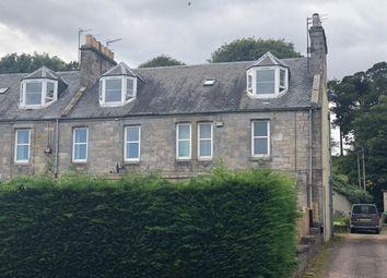 Thumbnail 2 bed flat to rent in Main Street, Guardbridge, Fife