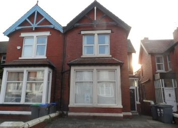Thumbnail 1 bed flat to rent in Reads Avenue, Blackpool FY14Jj