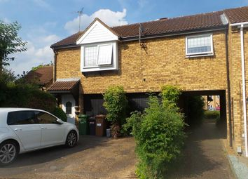 Thumbnail 2 bed flat for sale in Linnet, Orton Wistow, Peterborough