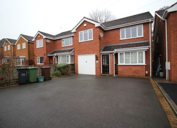 Thumbnail 3 bed detached house to rent in Pear Tree Crescent, Shirley, Solihull