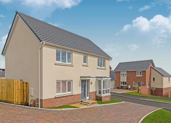 "Thumbnail 4 bed detached house for sale in ""The Ribsden 2"" at Vicarage Hill, Kingsteignton, Newton Abbot"