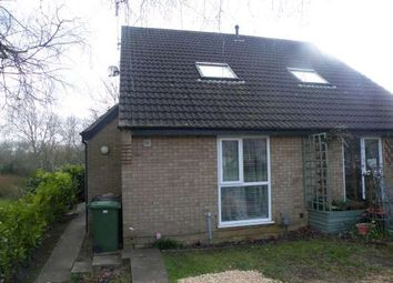 Thumbnail 1 bedroom terraced house to rent in Paulsgrove, Orton Wistow, Orton Wistow, Peterborough