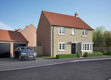 """Thumbnail 4 bed detached house for sale in """"The Pembroke"""" at Lincoln Road, Navenby, Lincoln"""
