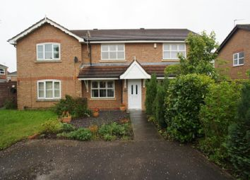 Thumbnail 2 bed property to rent in Roseheath Close, Sunnyhill, Derby