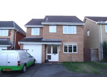 Thumbnail 4 bedroom detached house for sale in Musketeer Way, Thorpe St. Andrew, Norwich