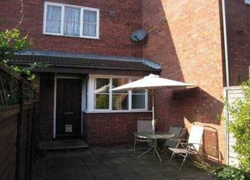 Thumbnail 1 bed terraced house for sale in Geneva Close, Shepperton, Middx