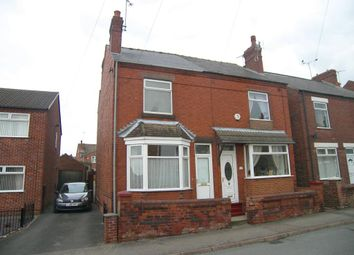 Thumbnail 2 bed semi-detached house to rent in Park Street, Alfreton