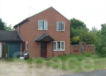 Thumbnail 4 bed detached house to rent in Compton Close, Earley