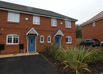 Thumbnail 3 bed terraced house to rent in Jerry Rails, Dawley, Telford