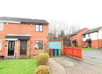 Thumbnail 2 bed semi-detached house for sale in Easby Close, Stafford