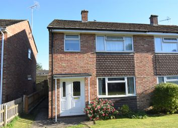 Thumbnail 2 bed semi-detached house for sale in Lower Prospect Place, Blowhorn Street, Marlborough