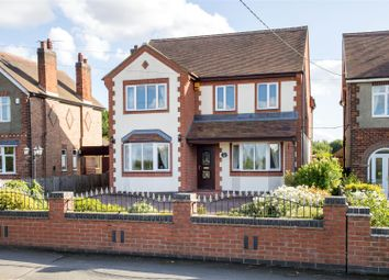 Thumbnail 5 bed detached house for sale in Newbold Road, Barlestone, Nuneaton