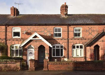 Thumbnail 3 bed terraced house for sale in Mobberley Road, Knutsford