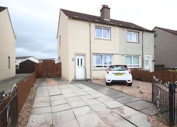 Thumbnail 2 bed semi-detached house for sale in 8 Page Street, Lochgelly, Fife