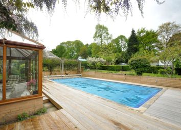 Thumbnail 5 bedroom detached house for sale in Spring Copse, Oxford