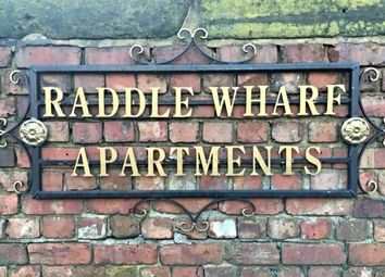 Thumbnail 2 bed property to rent in Raddle Wharf, Dock Street, Ellesmere Port