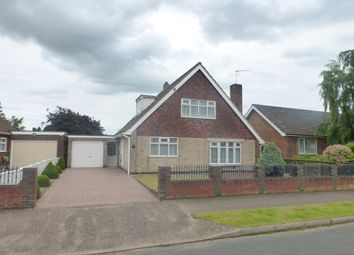 Thumbnail 3 bed detached house for sale in Prince Andrews Road, Hellesdon, Norwich
