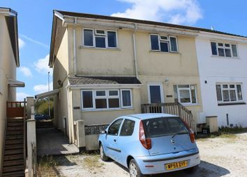 Thumbnail 1 bed terraced house for sale in Penstraze Lane, Victoria, Roche, St. Austell