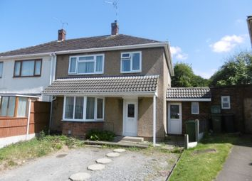 Thumbnail 3 bedroom semi-detached house for sale in Grant Road, Exhall, Coventry