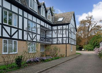 Thumbnail 2 bed flat for sale in The Chestnuts, Huntingdon