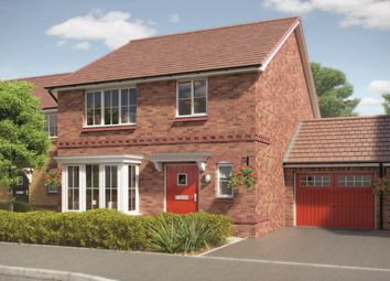 Thumbnail 3 bed detached house for sale in The Ashop, Wards Keep, Wednesbury, West Midlands