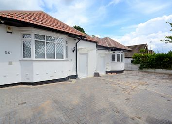 Thumbnail 2 bed terraced bungalow to rent in Abercorn Road, Mill Hill East