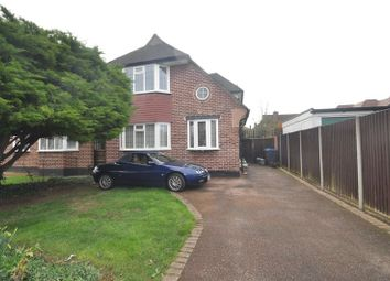 Thumbnail 3 bed detached house for sale in Welbeck Close, New Malden